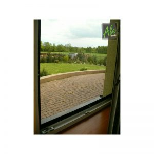 Okno z moskitierą