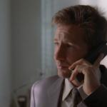 Mulder w szpitalu