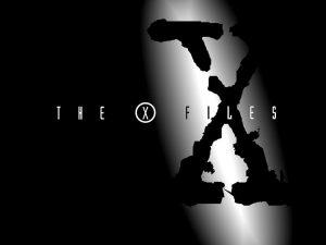 Ujęcie z czołówki X-Files