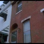 Żaluzje z zewnątrz - dom Cole'a