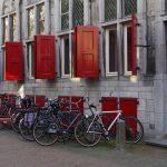 Drewniane okiennice w Holandii_pixabay