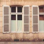 Okiennice w Paryżu